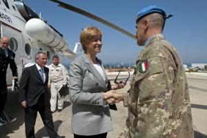 ايطاليا تطلق مبادرة لعمليات منسقة قبالة السواحل الليبية