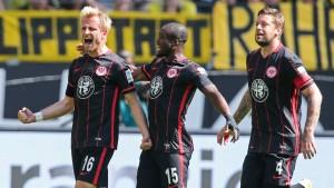 بايرن ميونخ بطلا للدوري الالماني لكرة القدم