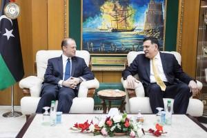 بحث العلاقات الليبية المالطية وسبل دعمها وتعزيزها