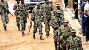 تحرير نساء وفتيات محتجزات لدى بوكو حرام