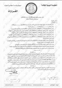 تخصيص 4 ملايين دينار لإنشاء بوابات إلكترونية في مدينة بنغازي