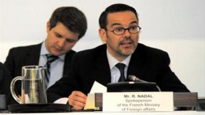 فرنسا  حكومة الوفاق لديها شرعية طلب رفع حظر الأسلحة