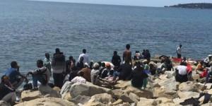 قوات البحرية الإيطالية تنقذ 1759 مهاجرا من مياه البحر المتوسط
