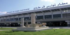 مديد حظر هبوط شركات الطيران الليبية بمطار قرطاج
