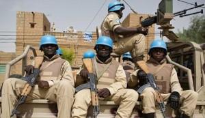 مقتل خمسة عناصر من قوة الامم المتحدة في مالي