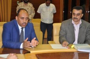 وزير الصحة بحكومة الوفاق الوطني يتسلم مهام عمله رسمياً