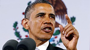 أوباما يطالب الديمقراطيين العمل بجدية من اجل هزيمة ترامب