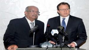 الجزائر والولايات المتحدة تؤكدان على السلم في ليبيا