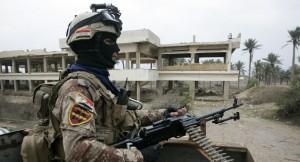 الجيش العراقي يشن هجوما لتحرير مناطق جنوب الموصل