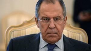 لافروف يهاتف نظيريه الفرنسي والألماني حول سوريا وليبيا
