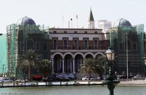 ليبيا المركزي يعلن عن شروعه في تنفيذ أذونات مرتبات شهر مايو