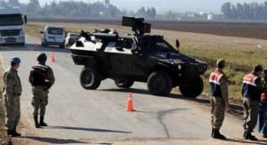 6 عسكريين أتراك في هجومين منفصلين جنوب شرقي البلاد