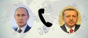 الرئيسين الروسي والتركي يتفقان على لقاء قريب