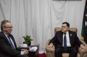 المجلس الرئاسي يستدعي سفير فرنسا الى ليبيا