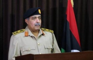 الناظوري يمنع التظاهر بكل اشكاله في بنغازي دون إذن شخصي