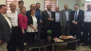 جنرال سعودي يلتقي مسؤولين إسرائيليين في تل أبيب
