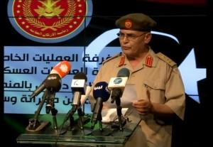 قوات البنيان المرصوص تضيق الخناق على داعش وسط سرت