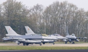 الجيش الدنماركي يعلن عن قصف اهداف لداعش في سوريا