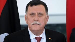 السراج يثمن تطور العلاقات بين ليبيا وإيطاليا