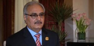 مصر والامارات تحددان مهلة لحفتر لإنهاء الحرب في بنغازي