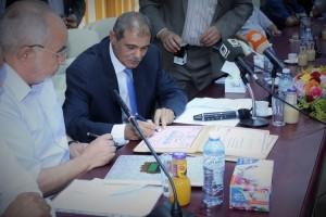 وزير التعليم يعتمد نتيجة الشهادة الإعدادية بنسبة نجاح بلغت (78.44%)