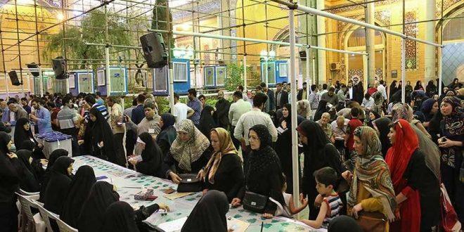 الداخلية الإيرانية تعلن انتهاء فترة التصويت بالانتخابات الرئاسية