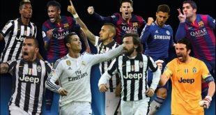 الكشف عن المرشحين لجائزة أفضل لاعب في أوروبا
