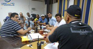 زوارة: تواصل الاستعدادات لتنظيم بطولة اوسو السادسة للكرة الطائرة الشاطئية 2017