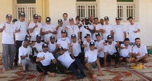 نادي أبرني بجادو يشارك في تظاهرة الجفرة للرياضات الجوية