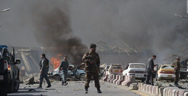 ارتفاع حصيلة ضحايا تفجير كابول لـ103 قتيلا
