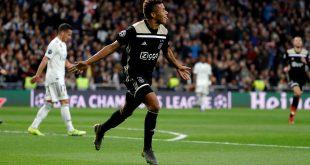 ريال مدريد يودع دوري الأبطال بعد خساراته أمام أياكس