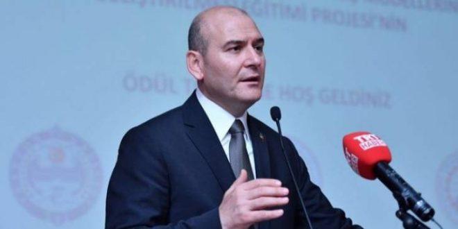 وزير الداخلية التركي: سنقوم بعمليات أمنية مشتركة مع إيران ضد حزب العمال الكردستاني