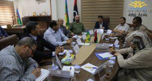 زواره: جلسة حوارية بين أعضاء مجلسي البلدي الحالي والمنتخب