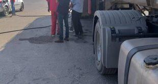 شركة البريقة لتسويق النفط تشرع في توزيع الوقود مباشرة للمواطن
