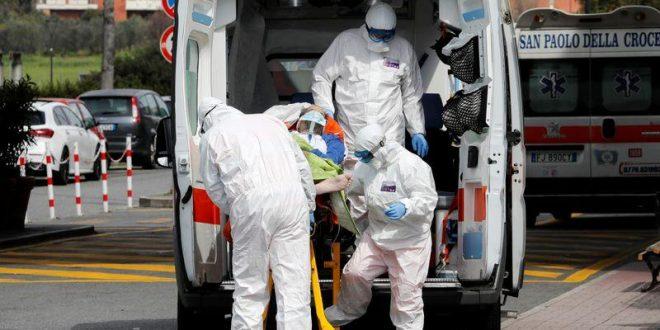 إيطاليا تسجل 812 حالة وفاة جديدة بكورونا رغم تراجع الإصابات