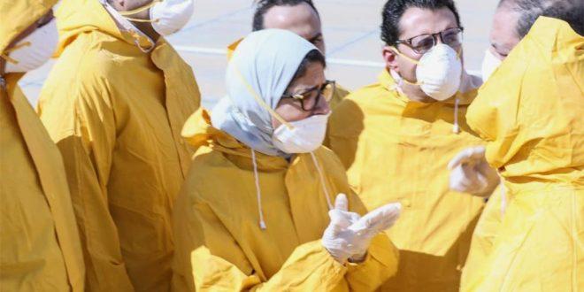 مصر تعلن عن شفاء العشرات من كورونا