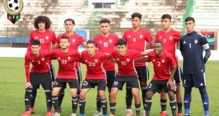 منتخب الشباب يتجاوز الجزائر ويتصدر بطولة شمال أفريقيا
