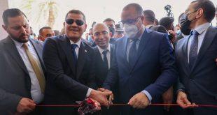 الدبيبة و المشيشي يفتتحان المنتدى والمعرض الاقتصادي الليبي – التونسي